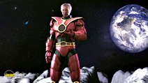 A still #21 from Spy Kids 3: Game Over with Ricardo Montalban
