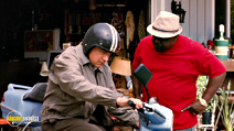 A still #19 from Larry Crowne with Tom Hanks and Cedric the Entertainer