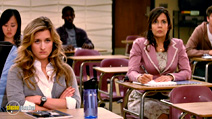 A still #17 from Larry Crowne with Maria Canals-Barrera and Grace Gummer