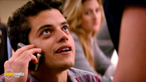 A still #16 from Larry Crowne with Rami Malek