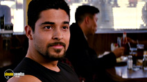 A still #15 from Larry Crowne with Wilmer Valderrama