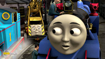 Still #2 from Thomas the Tank Engine and Friends: Day of the Diesels: Movie
