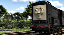 Still #5 from Thomas the Tank Engine and Friends: Day of the Diesels: Movie