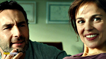 A still #21 from Point Blank with Elena Anaya and Gilles Lellouche