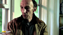 A still #17 from Ejecta with Julian Richings