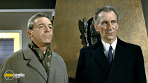 A still #25 from Island of Terror with Peter Cushing and Eddie Byrne
