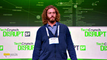 A still #17 from Silicon Valley: Series 1 with T.J. Miller