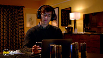 A still #16 from Silicon Valley: Series 1 with Thomas Middleditch