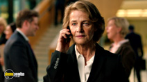 A still #29 from Broadchurch: Series 2 with Charlotte Rampling and Andrew Buchan