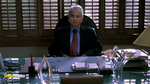 A still #21 from Garden State with Ian Holm