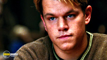 A still #18 from Rounders with Matt Damon