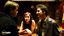 A still #12 from Rounders with Edward Norton, Famke Janssen and Matt Damon