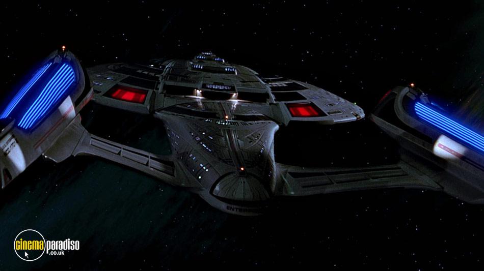 Star Trek 8: First Contact online DVD rental
