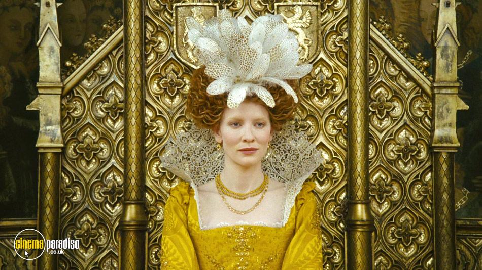 Elizabeth: The Golden Age online DVD rental