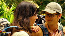 A still #25 from A Perfect Getaway with Milla Jovovich and Steve Zahn