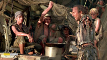 A still #39 from Waterworld with Kevin Costner