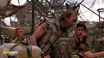 A still #37 from Waterworld with Kevin Costner