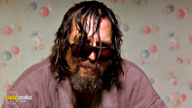 A still #44 from The Big Lebowski with Jeff Bridges