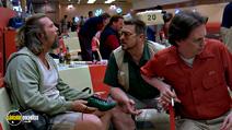 A still #43 from The Big Lebowski with Steve Buscemi, Jeff Bridges and John Goodman