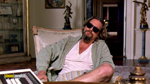 A still #40 from The Big Lebowski with Jeff Bridges