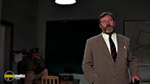 A still #37 from The Guns of Navarone with James Robertson Justice