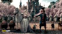 Alice in Wonderland trailer clip