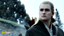 A still #48 from The Hobbit: The Battle of the Five Armies with Orlando Bloom