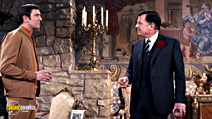 A still #43 from On Her Majesty's Secret Service with Gabriele Ferzetti and George Lazenby