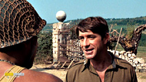 A still #35 from Kelly's Heroes with Telly Savalas and Hal Buckley
