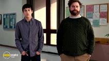 A still #8 from It's Kind of a Funny Story (2010) with Zach Galifianakis and Keir Gilchrist