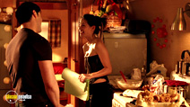 A still #34 from Charlie's Angels with Lucy Liu and Matt LeBlanc