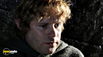 A still #45 from The Lord of The Rings: The Return of The King with Sean Astin