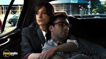 A still #30 from Begin Again with Keira Knightley and Adam Levine