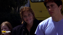 A still #24 from Donnie Darko with Jake Gyllenhaal and Maggie Gyllenhaal