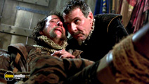 A still #33 from Shakespeare in Love with Geoffrey Rush and Tom Wilkinson