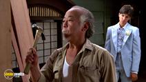 Still #8 from The Karate Kid 2