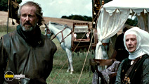 A still #33 from Robin Hood with William Hurt and Eileen Atkins