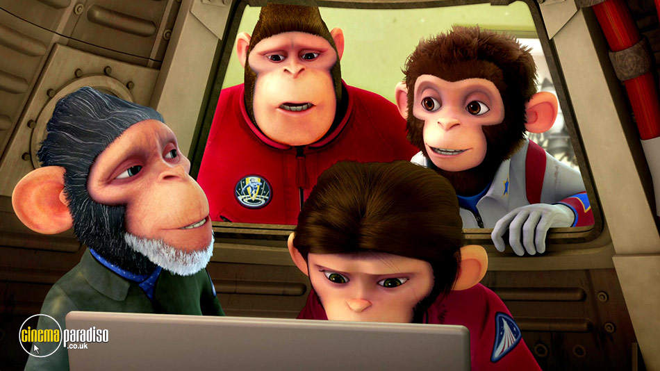 Space Chimps 2: Zartog Strikes Back online DVD rental