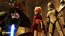 Still #4 from Star Wars: The Clone Wars: Series 1