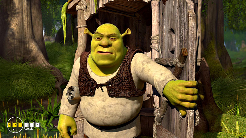Shrek Forever After online DVD rental