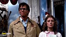 A still #21 from The Rocky Horror Picture Show with Susan Sarandon and Barry Bostwick