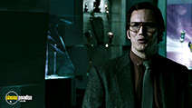 A still #42 from Watchmen with Patrick Wilson