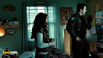 A still #39 from Twilight with Billy Burke and Kristen Stewart