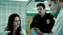A still #35 from Twilight with Peter Facinelli, Billy Burke and Kristen Stewart