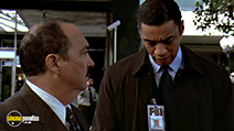 A still #27 from Collateral Damage with Miguel Sandoval and Harry Lennix
