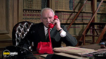 A still #50 from James Bond: Moonraker with Bernard Lee