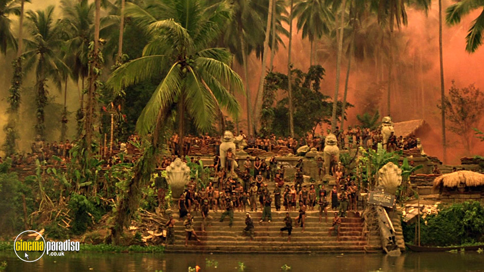 Apocalypse Now Redux online DVD rental