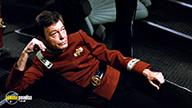 A still #29 from Star Trek 2: The Wrath of Khan with Deforest Kelley
