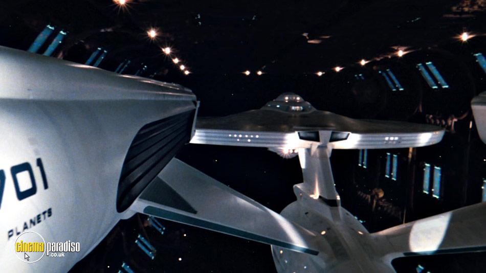 Star Trek 2: The Wrath of Khan online DVD rental