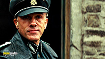 A still #25 from Inglourious Basterds with Christoph Waltz